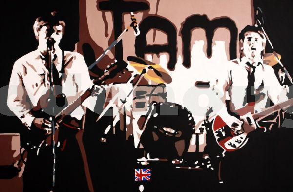 THE JAM - LIVE.
