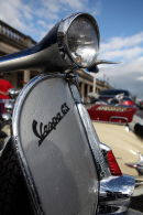 VESPA GS, BRIGHTON.
