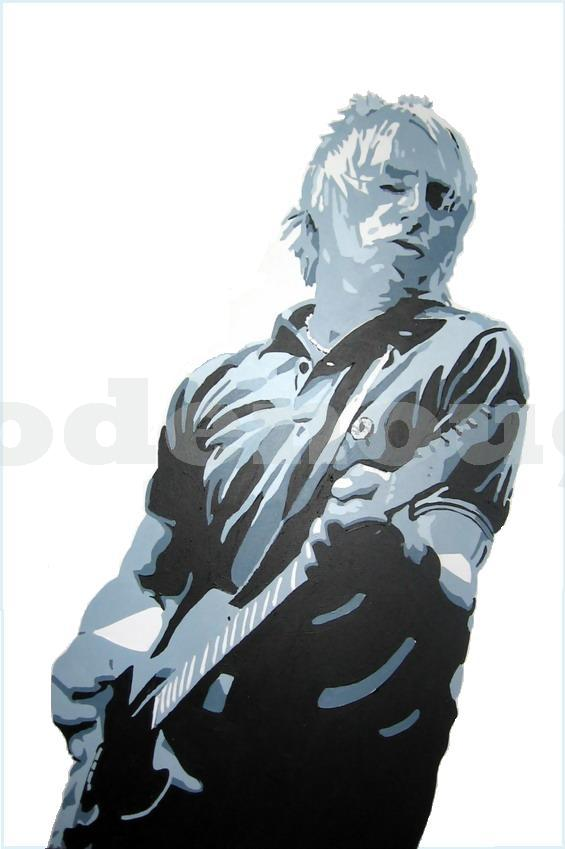 PAUL WELLER - FRED PERRY.