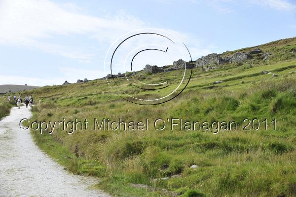 Achill Island, Co. Mayo (Deserted Village) Ref. # DSC2288