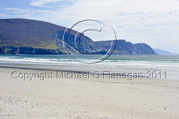 Achill Island, Co. Mayo (Dooega Head from Keel Beach) Ref. # DSC2268