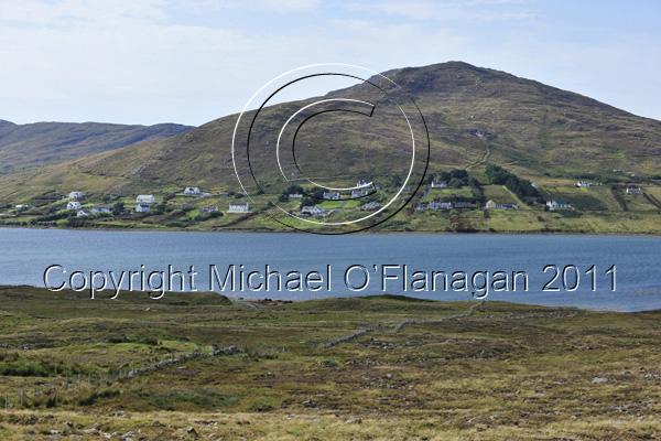 Achill Island from Achill Sound, Co. Mayo Ref. # DSC2251