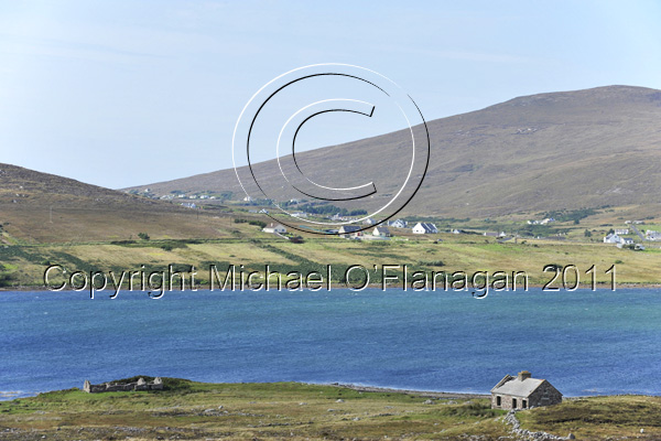 Achill Island from Achill Sound, Co. Mayo Ref. # DSC2252