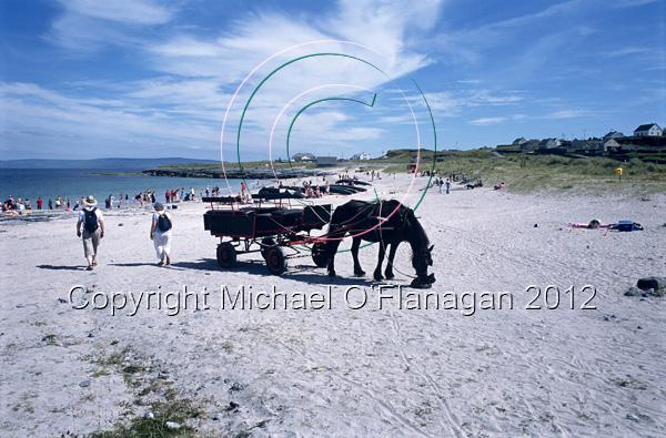 Beach, Inis Oirr, August 2012 Ref. # F947.35