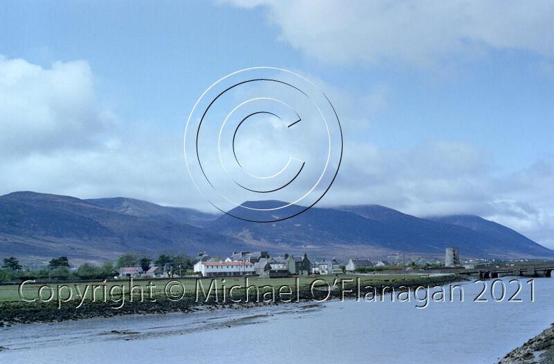 Blennerville, Co. Kerry showing windmill in 1982 before it was restored Ref. # F57.29.jpg