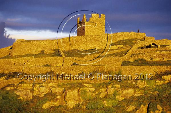 Caislean Ui Bhriain, Inis Oirr, Aran Islands Ref. # F680.16