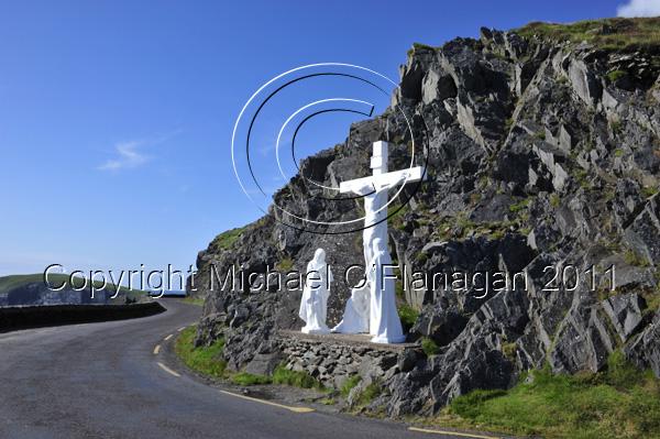 Calvary Cross, Slea Head Drive, Co. Kerry Ref. # DSC0576