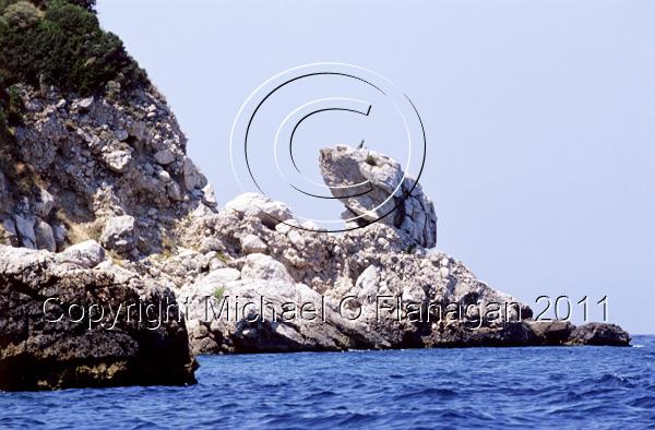 Capri Island, Bay of Naples Ref. # F698.S13.8a