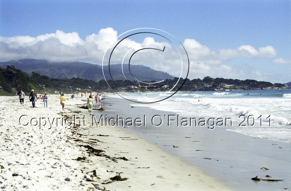 Carmel Beach, California Ref. # F388.33