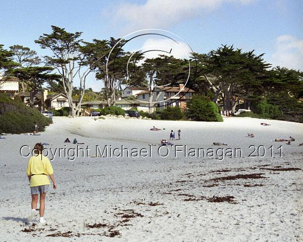 Carmel Beach, California Ref. # F388.34CR
