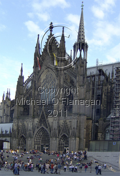 Cologne Cathedral Ref. # DSC00896
