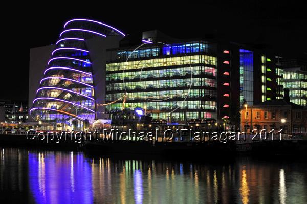 Convention Centre & MV Cill Airne, North Wall, Dublin Ref. # DSC3957
