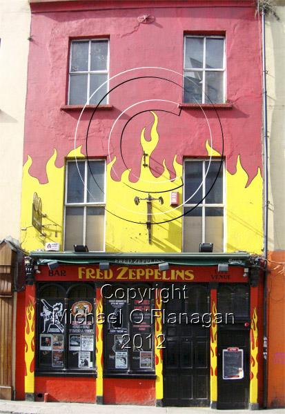 Cork (Fred Zeppelin's Bar, Parliament Street) Ref. # DSC02500