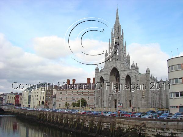 Cork (Holy Trinity Church & River Lee) Ref. # DSC02523