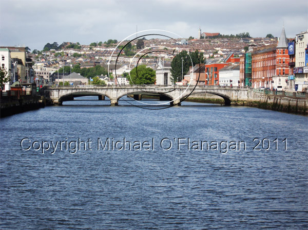 Cork (St. Patrick Bridge & River Lee) Ref. # DSC02711