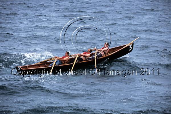 Currach Races, Aran Islands, Co. Galway Ref. # FC836.20a