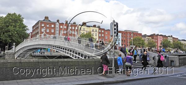 Dublin (Ha'Penny Bridge) Ref. # DSC4228AdjCR