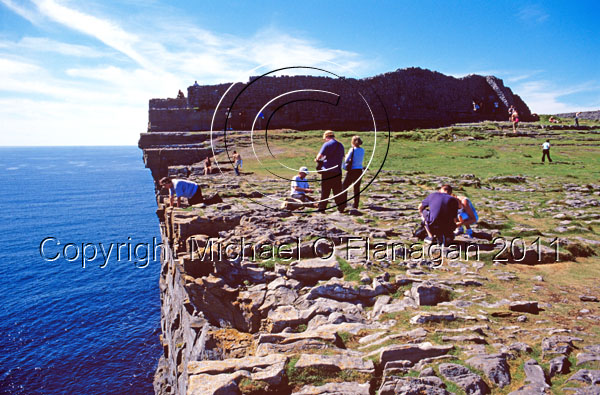 Dun Aengus, Inis Mor, Aran Islands, Co. Galway Ref. # F665.4a