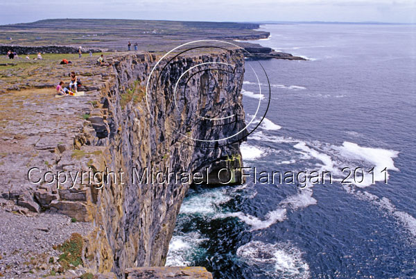 Dun Aengus, Inis Mor, Aran Islands, Co. Galway Ref. # F699.28a