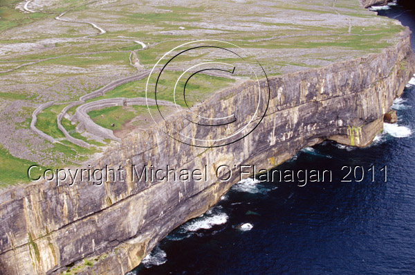 Dun Aengus, Inis Mor, Aran Islands, Co. Galway Ref. # F739.1a