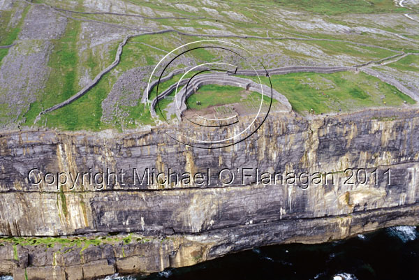 Dun Aengus, Inis Mor, Aran Islands, Co. Galway Ref. # F739.27a