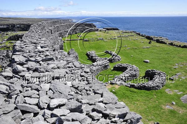 Dun Dubh Cathair, Inis Mor, Aran Islands, Co. Galway Ref. # DSC0118