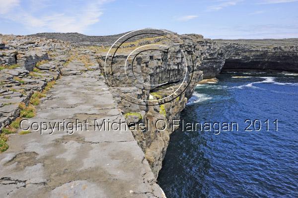 Dun Dubh Cathair, Inis Mor, Aran Islands, Co. Galway Ref. # DSC8990