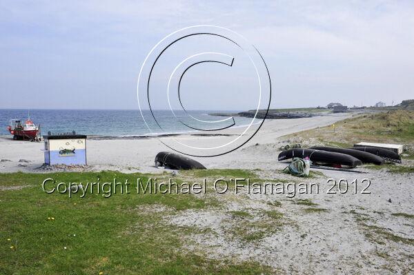 Gerry Cunningham's Old Beach Hut, Inis Oirr, Aran Islands, Co. Galway Ref. # DSC8152