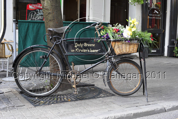 Judy's Bicycle, Galway Ref. # DSC0745