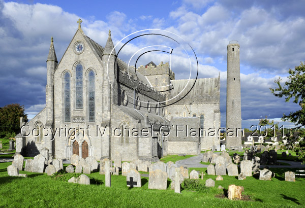 Kilkenny (St. Canice's Cathedral) Ref. # DSC3640CR
