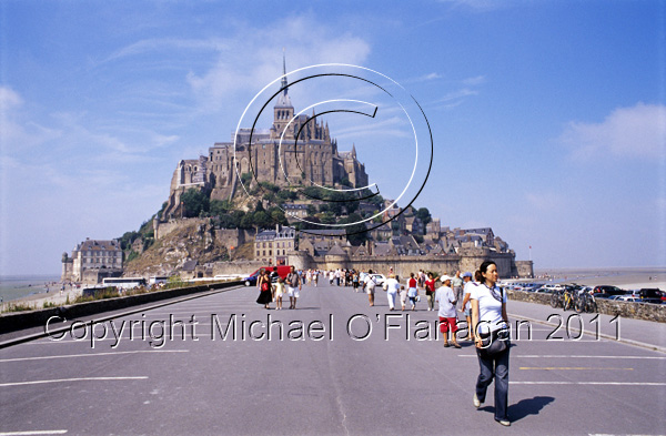 Mont St. Michel, France Ref. # F686.S2.12