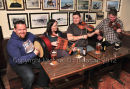 Musicians in the Sean Bear, Tigh Ruairi, Inis Oirr Ref. # DSC5589Adj