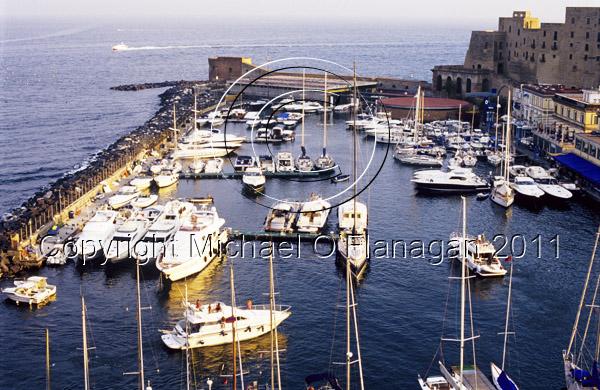 Naples (Castel dell'Ovo) Ref. # F698.S2.25a