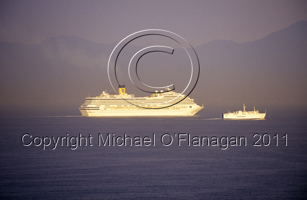 Naples (Costa Fortuna Cruise Ship) Ref. # F698.S9.14a