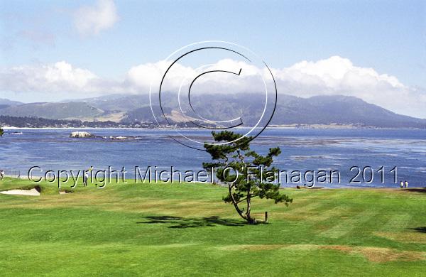 Pebble Beach Golf Club, 17 Mile Drive, Monterey, California Ref. # F388.20