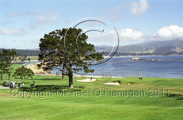 Pebble Beach Golf Club, 17 Mile Drive, Monterey, California Ref. # F388.21