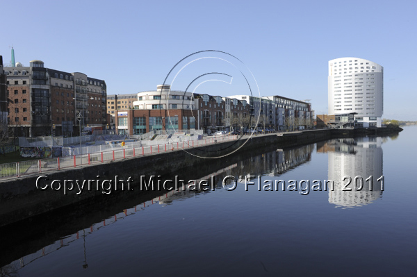 River Shannon at Steamboat Quay, Limerick Ref. # DSC6909