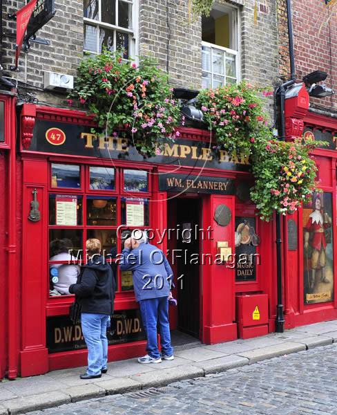 Temple Bar, Dublin Ref. # DSC3906CR