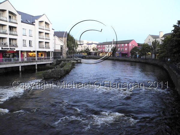 The Garavogue River, Sligo City, Co. Sligo Ref. # DSCN0236