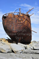 The Plassey, Inis Oirr, Aran Islands, Co. Galway Ref. # DSC9906