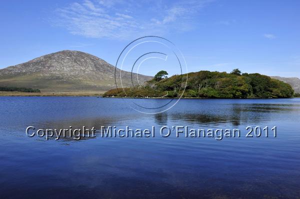 Twelve Pins & Derryclare Lough, Recess, Co. Galway Ref. # DSC1881