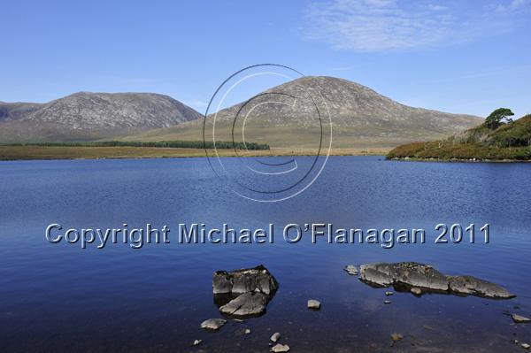 Twelve Pins & Derryclare Lough, Recess, Co. Galway Ref. # DSC1886