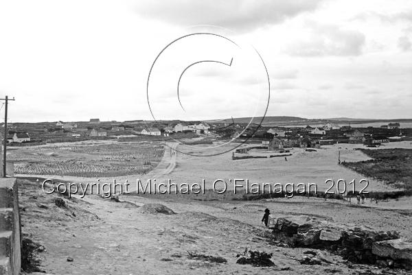 View from Teach an Mhaistir, Inis Oirr (1975) Ref. # F-5E.4MBW