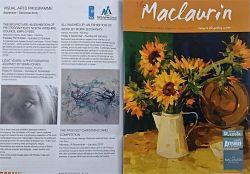 Moira Buchanan featured in Maclaurin Magazine Autumn 2016