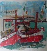 Thai Fishing Boats 1