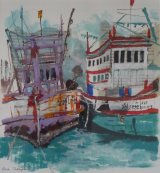 Thai Fishing Boats 2