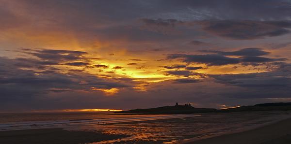 Sunrise, Embleton Bay.