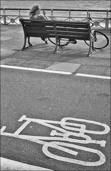 Cyclist's Lay-by