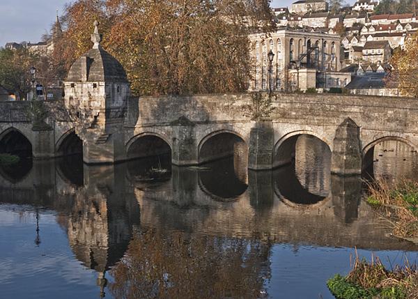Town Bridge, Bradford-on-Avon