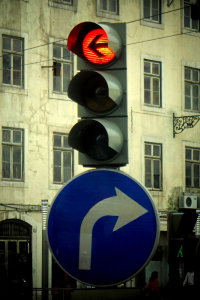 WHICH WAY TO LISBON?